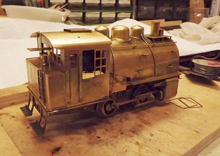 B&O C-16 1951 Dockside 07
