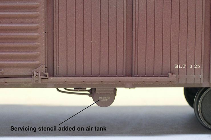 yoder atsf bx-6 panel boxcar 2