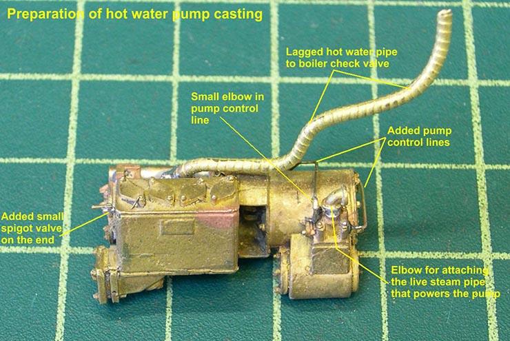 atsf santa fe 5001 2-10-4 boiler feed 5