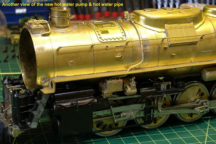 atsf santa fe 5001 2-10-4 boiler feed 8