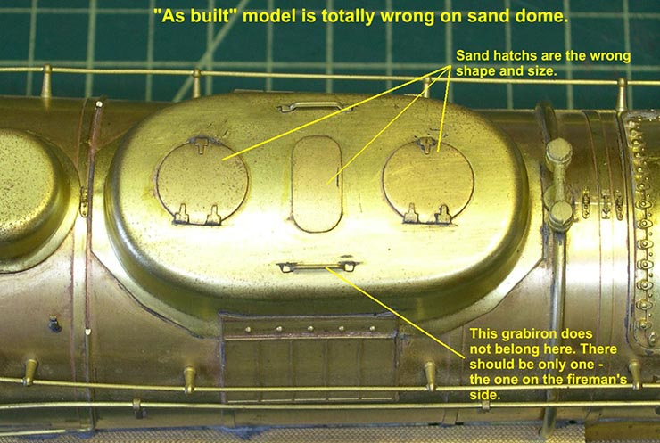 atsf santa fe 5001 2-10-4 sand dome 1