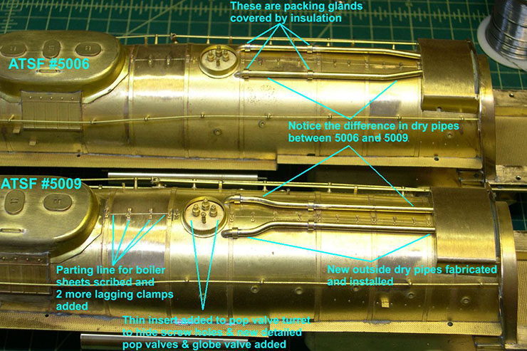 atsf santa fe 5001 2-10-4 boiler top 3