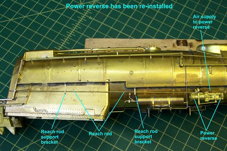 atsf santa fe 5001 2-10-4 power reverse 2