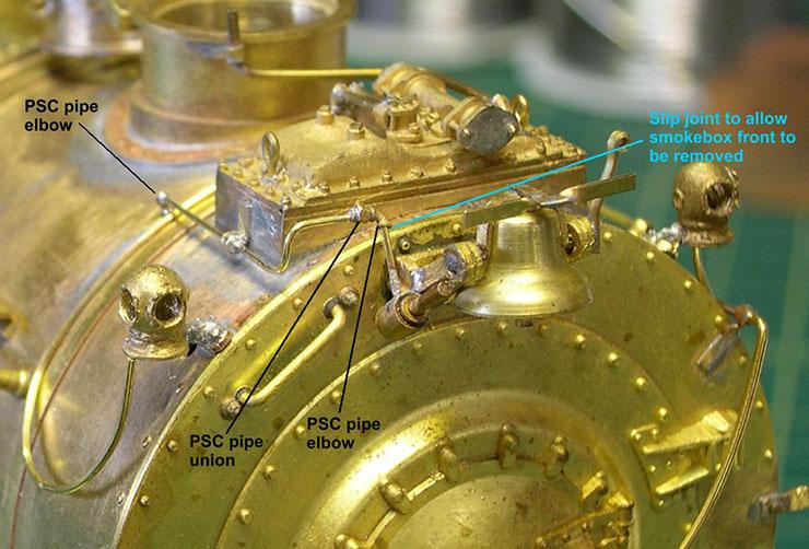 atsf santa fe 5001 2-10-4 misc details 5