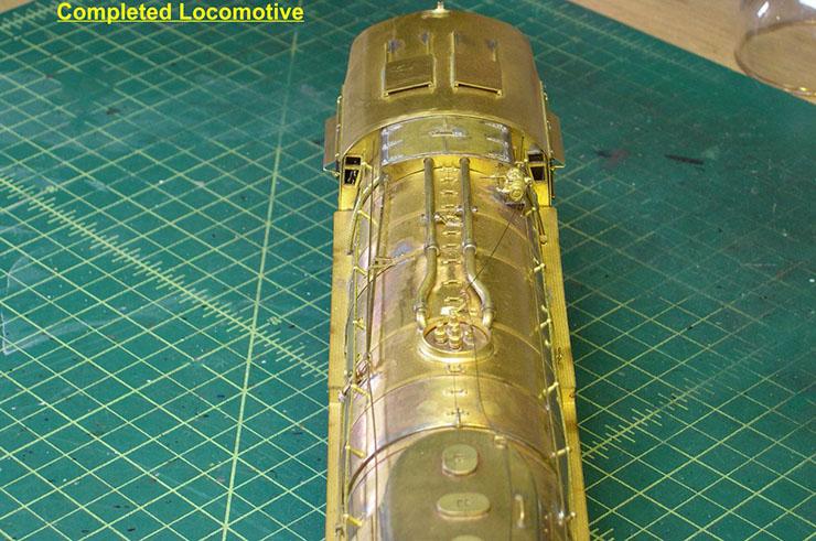 atsf santa fe 5001 2-10-4 complete loco 16