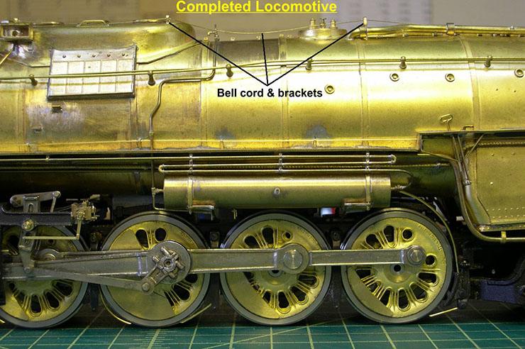 atsf santa fe 5001 2-10-4 complete loco 2