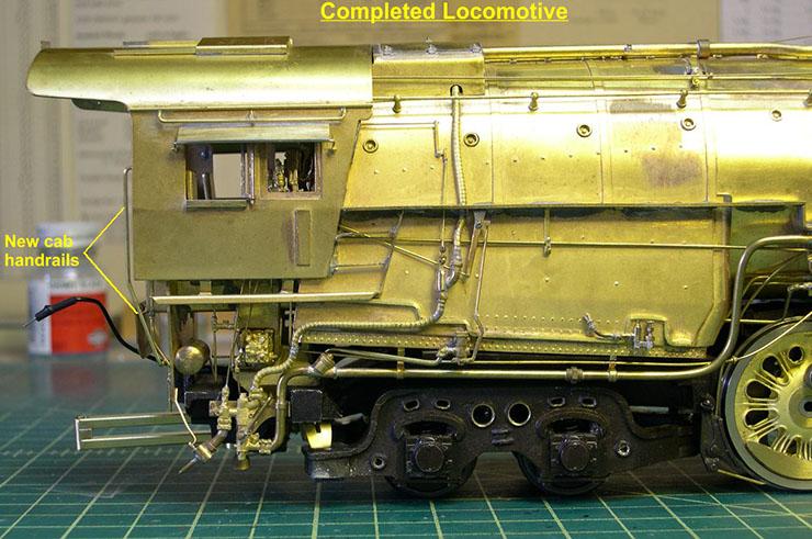 atsf santa fe 5001 2-10-4 complete loco 6