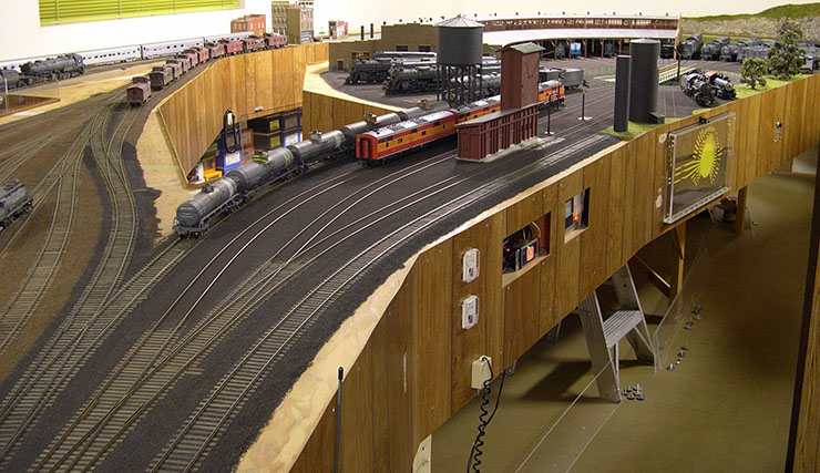 gary shrader o-scale 2-rail osk o scale kings 11
