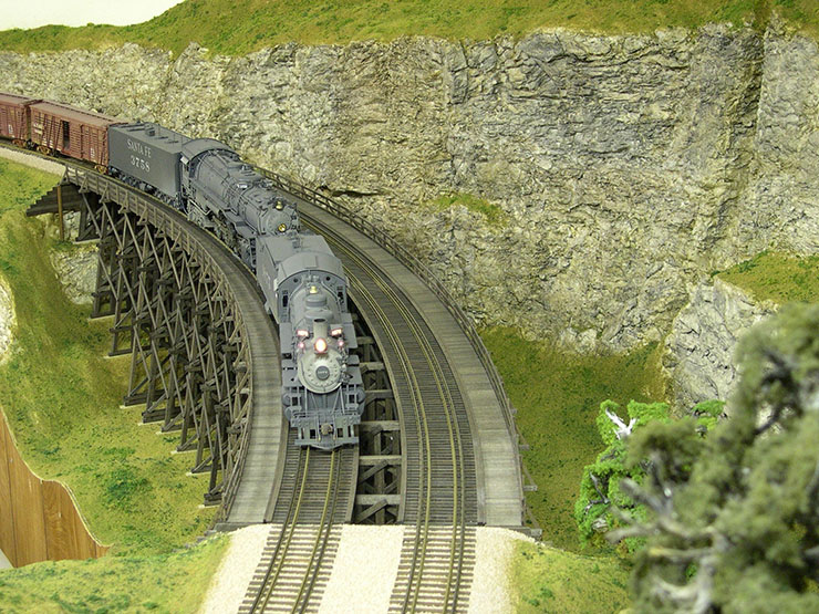 gary shrader o-scale 2-rail osk o scale kings 13