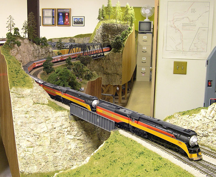 gary shrader o-scale 2-rail osk o scale kings 3