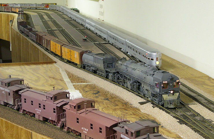 gary shrader o-scale 2-rail osk o scale kings 4