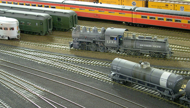 gary shrader o-scale 2-rail osk o scale kings 9